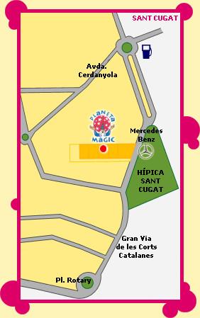 Planeta m gic - Sant cugat trade center ...
