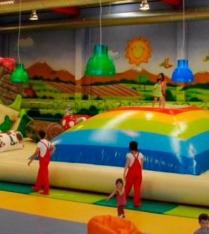 franquicias parques de bolas